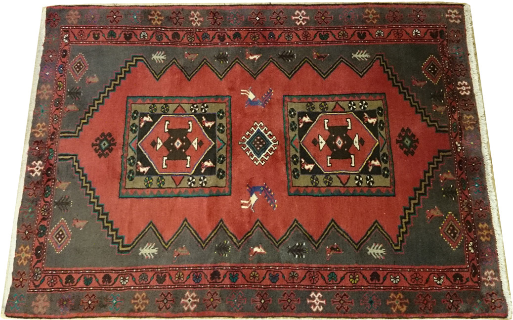Alfombra Irán Kelardasht / Ref:  K - 240