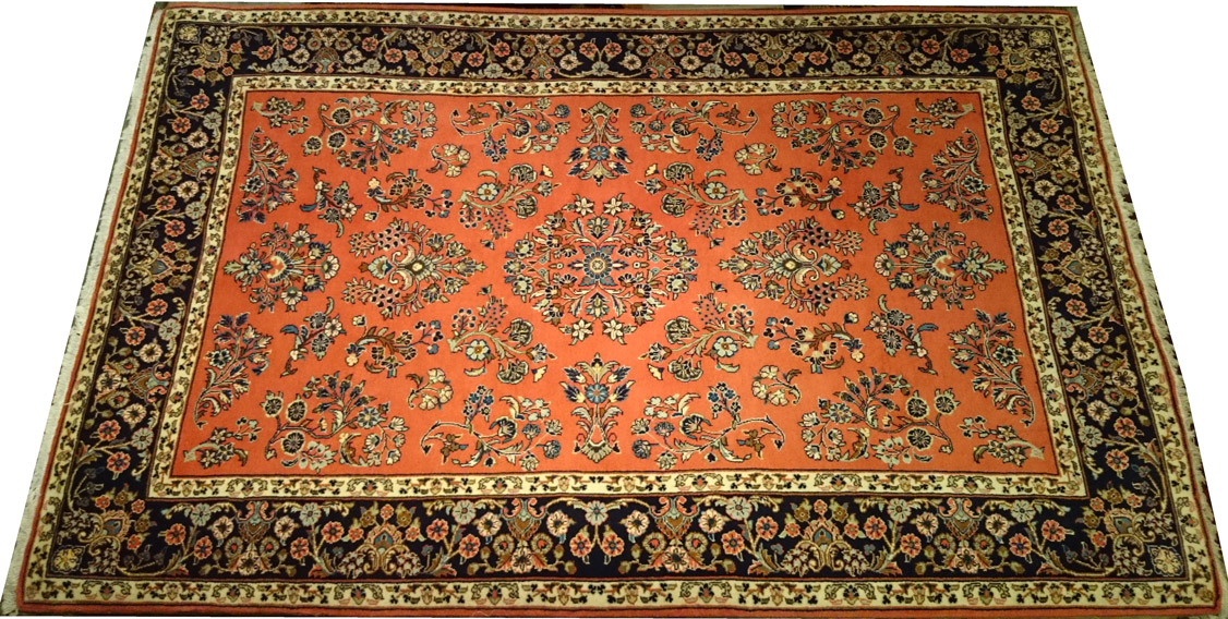 Alfombra Iran Yazd / Ref: L - 314