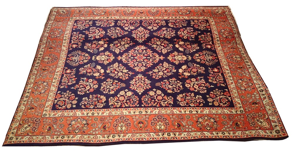 Alfombra Irán Yazd / Ref:  L - 236