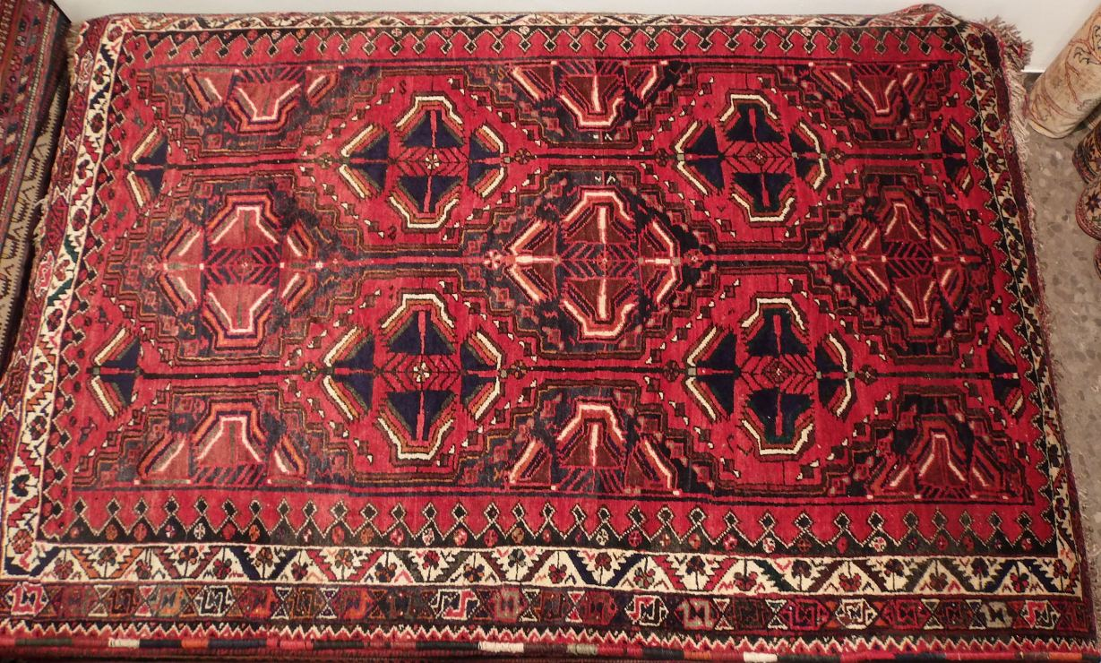 Alfombra Shiraz / Ref: H - 580