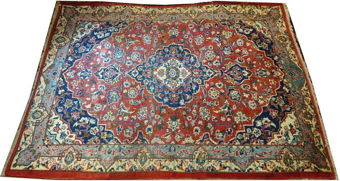 Alfombra Iran Yazd / Ref: J - 142