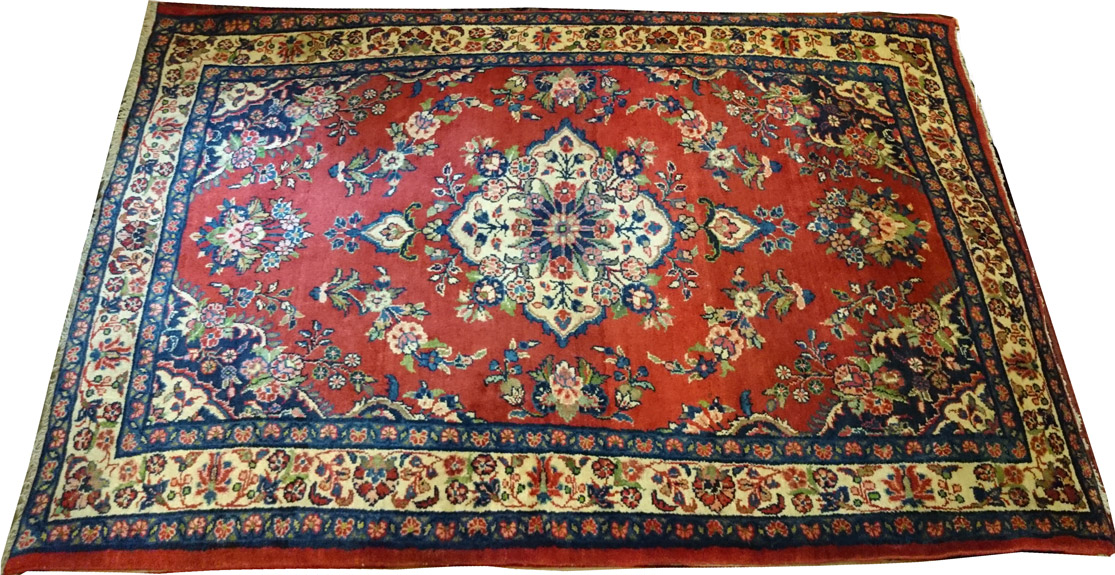 Alfombra Iran Bahar / Ref: A - 342