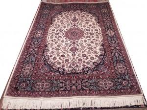 Alfombra China Isfahan 275 x 185 cm Lana Ref: E - 263