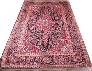 Alfombra Kashan 300 x 195 cm Lana Ref: F - 631