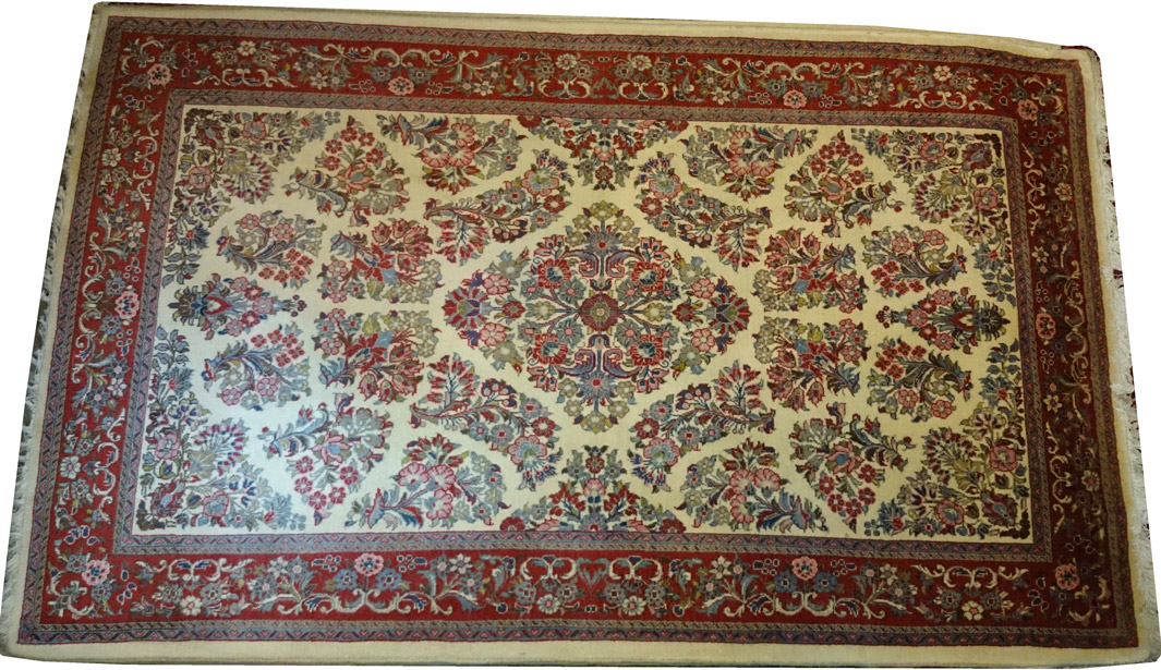 Alfombra Iran Sarough / Ref: M - 453