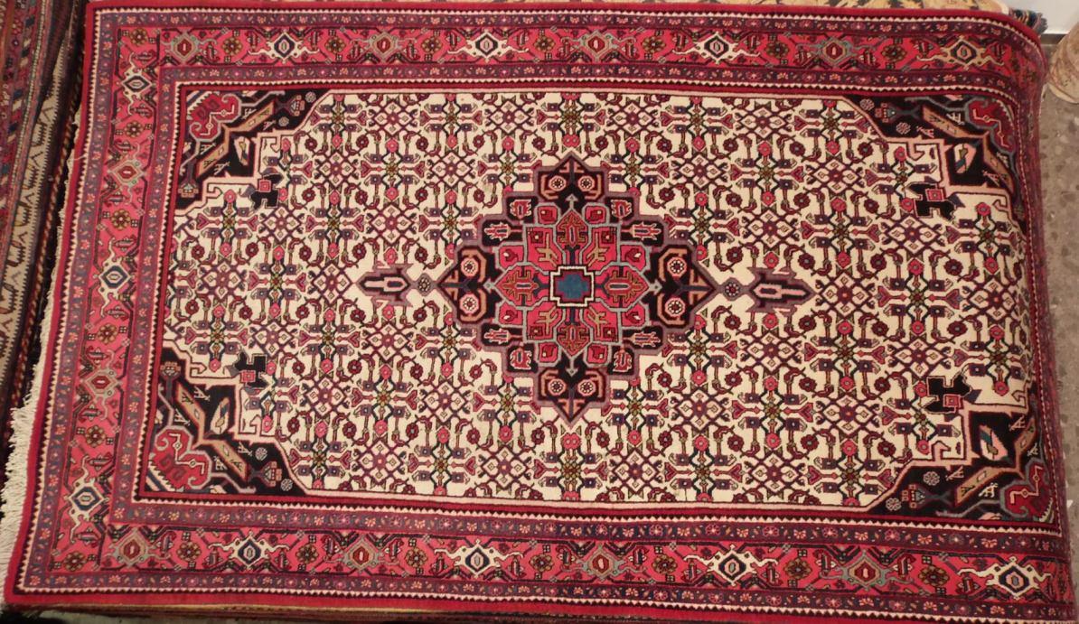 Alfombra Bidjar - Irán / Ref: B - 163