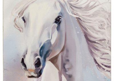 Alfombra infantil caballo