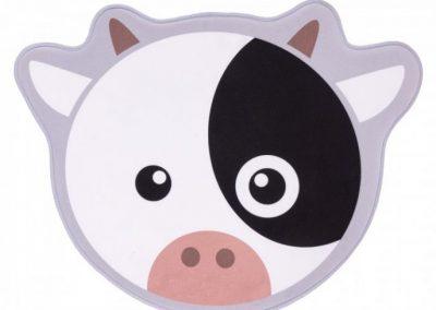 Alfombra infantil vaca