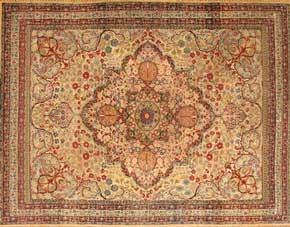 Alfombra clásica, alfombras oriental