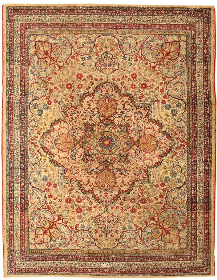 Alfombras cl sicas alfombras barcelona for Alfombras persas historia