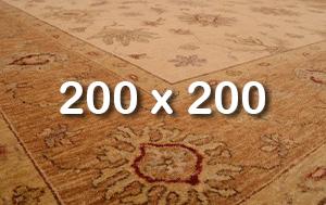 Alfombras Ziegler 200 x 200 cm (cuadradas)
