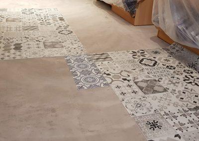 Instalación de alfombra vinílica (5)