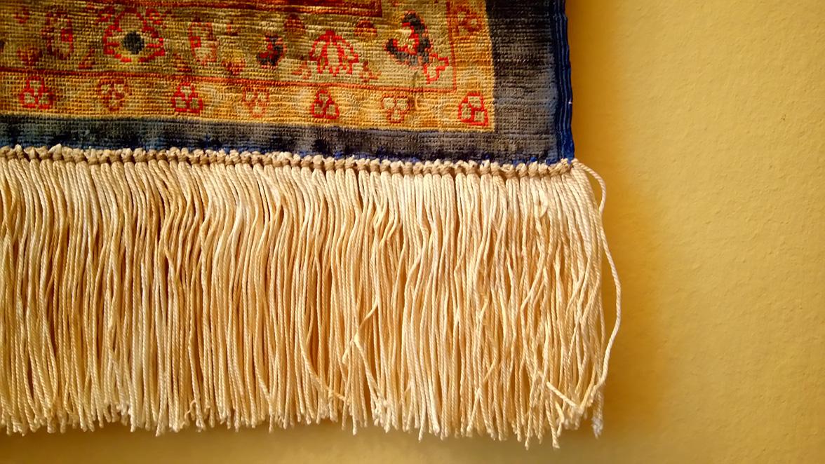 Restauraci n flecos alfombras barcelona for Precio de las alfombras persas