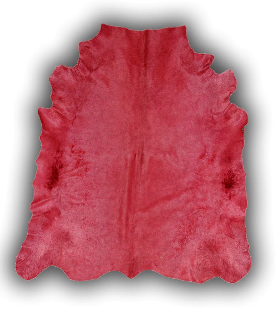 Toro tintado rosa
