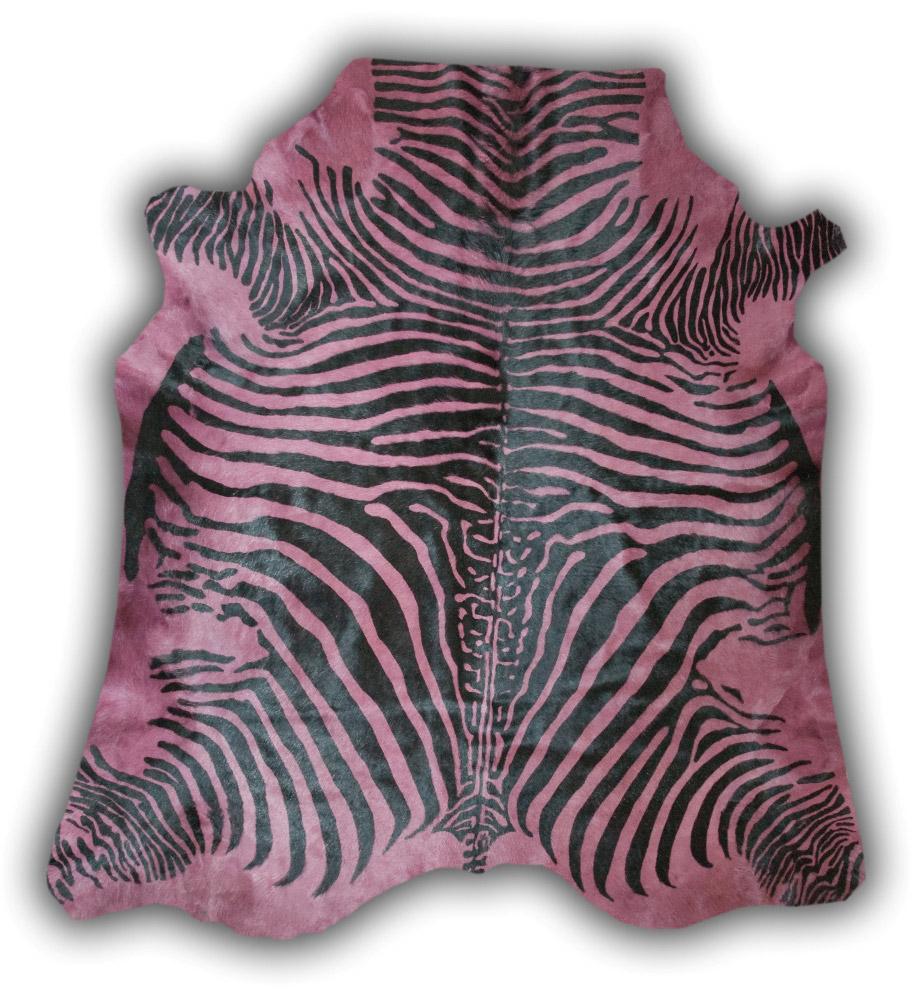 Cebra rosa