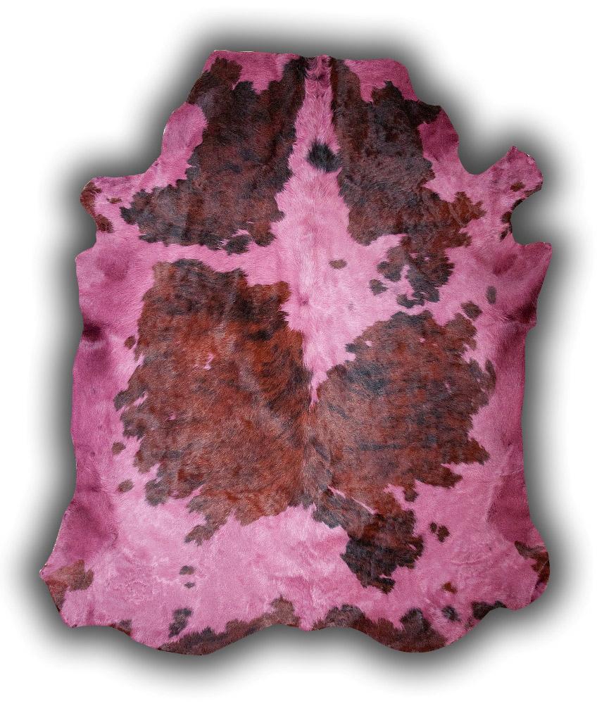 Toro normando rosa